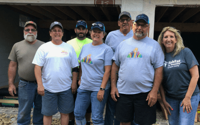 Shared Habitat for Humanity