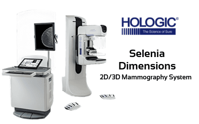 Product Showcase:  Selenia Dimensions 2D/3D Mammography System