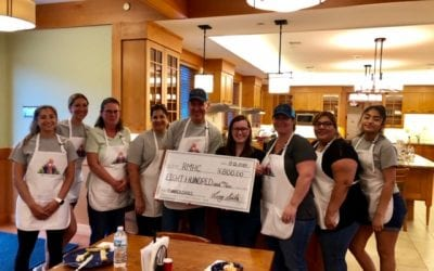 The Ronald McDonald House – Meals from the Heart