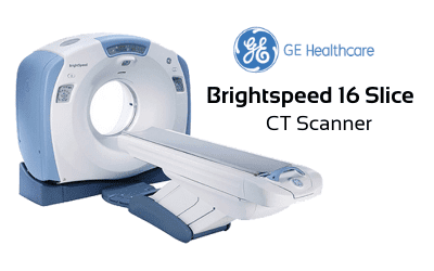 GE Brightspeed 16-Slice CT System