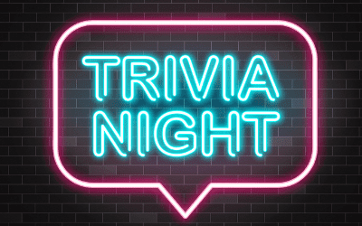 Trivia for Charity Night