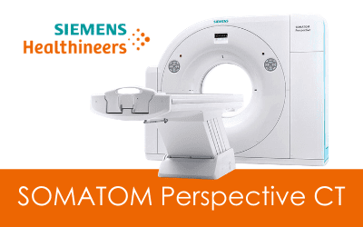 SOMATOM Perspective CT Scanner