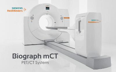 Siemens Biograph mCT PET/CT System